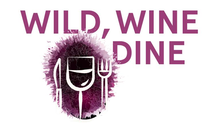 Wild, Wine, Dine Banner